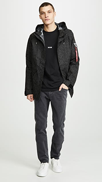 Alpha Industries ECWCS Torrent Raindrop Parka