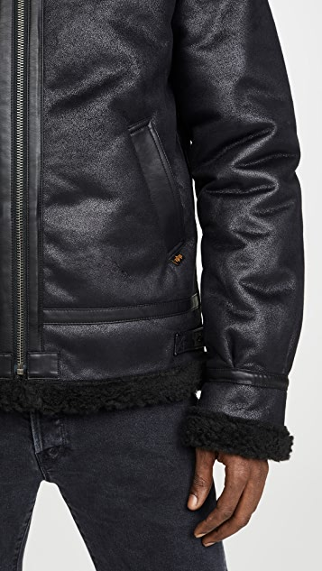 Alpha Industries B-3 Sherpa Mod Jacket