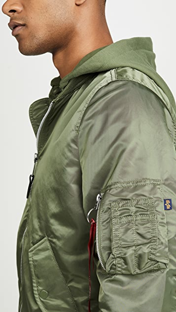 Alpha Industries l-2b Natus Coat
