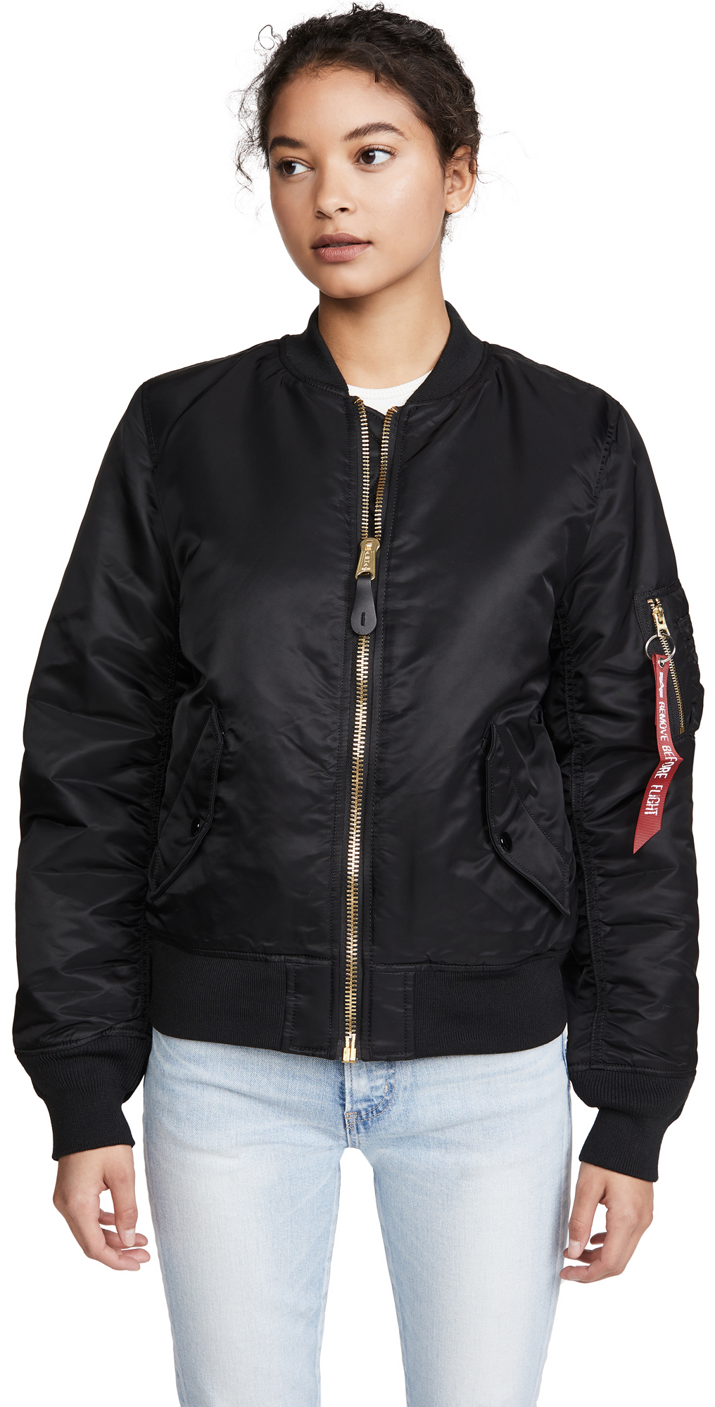 Alpha Industries MA-1 Reversible Bomber Jacket