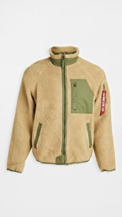 Alpha Industries Ridge Utility Sherpa Jacket