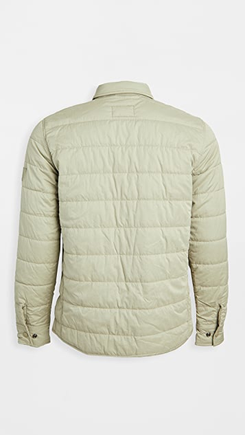 Alpha Industries Quilted Shirt Utility Jacket