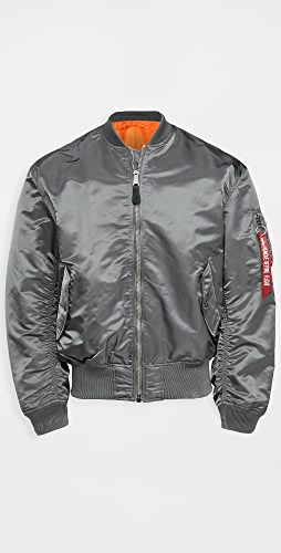 Alpha Industries - L2B Loose Fit Flight Jacket - Reversible