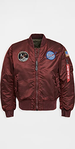 Alpha Industries - MA-1 Apollo Battlewash Flight Jacket