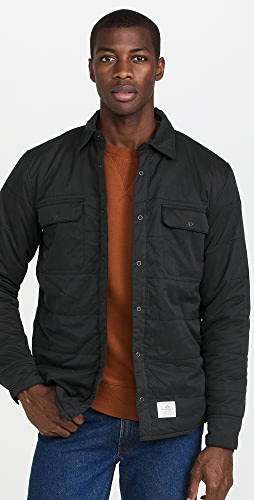 Alpha Industries - Quilted Shirt Jacket