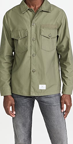 Alpha Industries - Fatigue Shirt Jacket