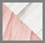 розовый какаду с эффектом «омбре»