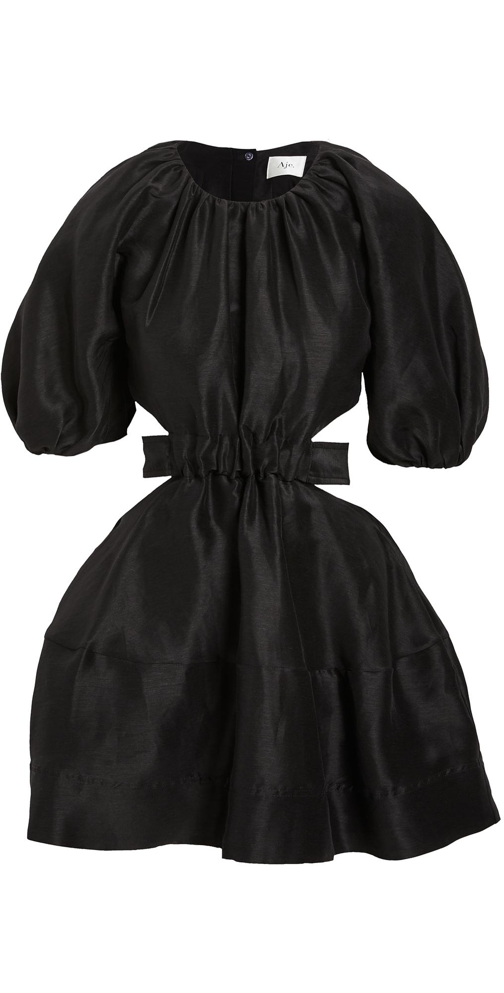 Psychedelia Cut Out Mini Dress