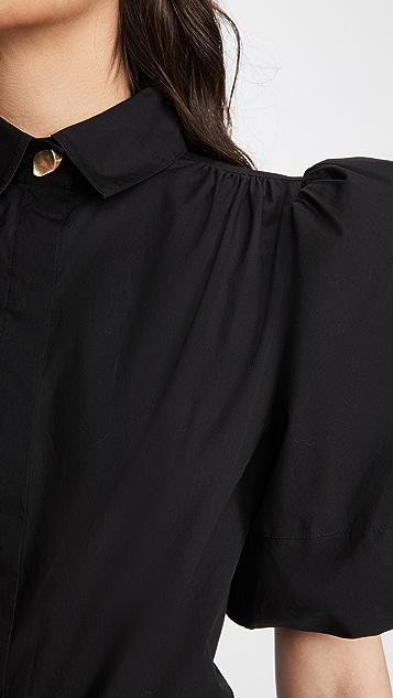 Aje Mottled 衬衫
