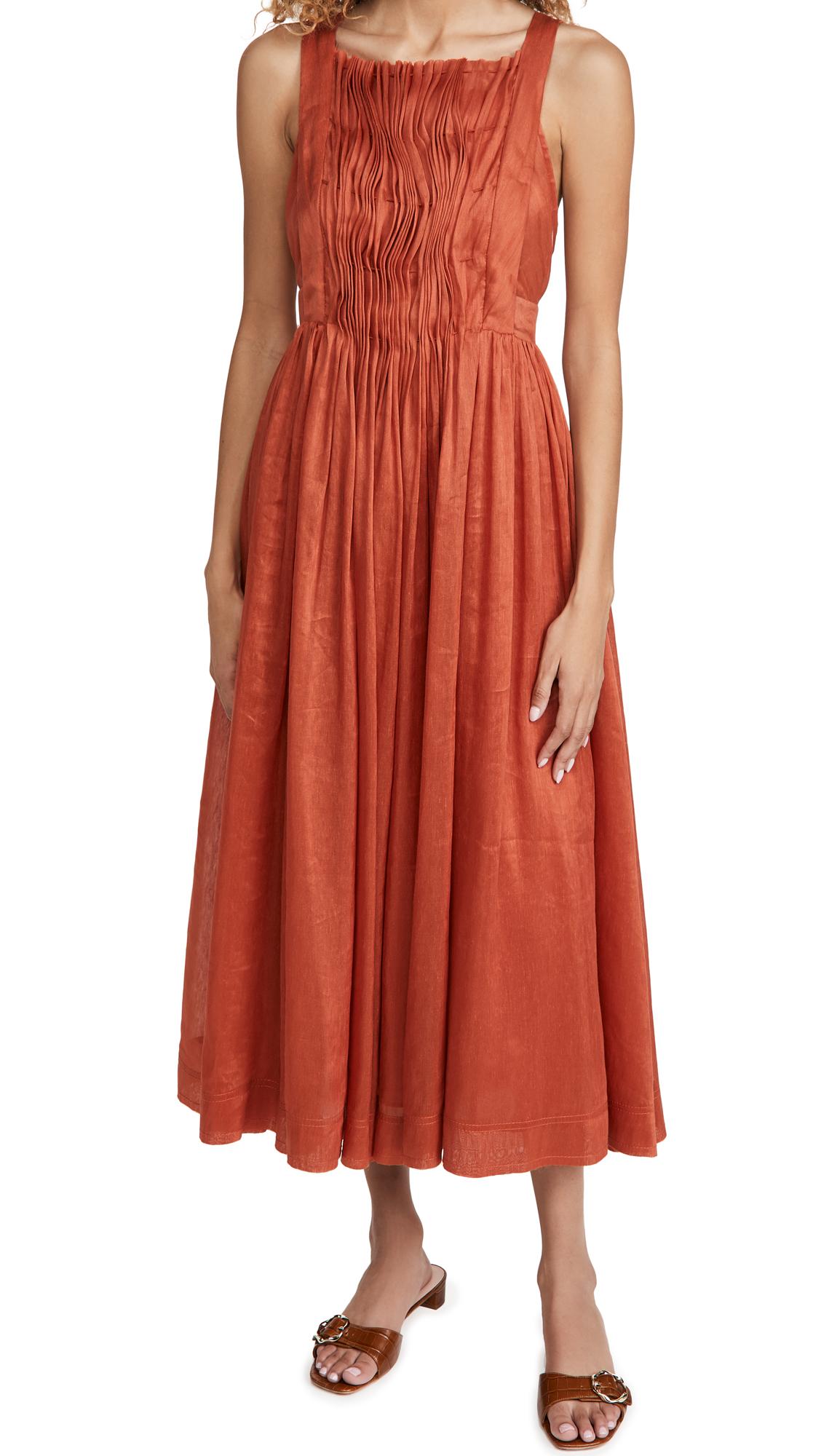 Aje Unfold Dress