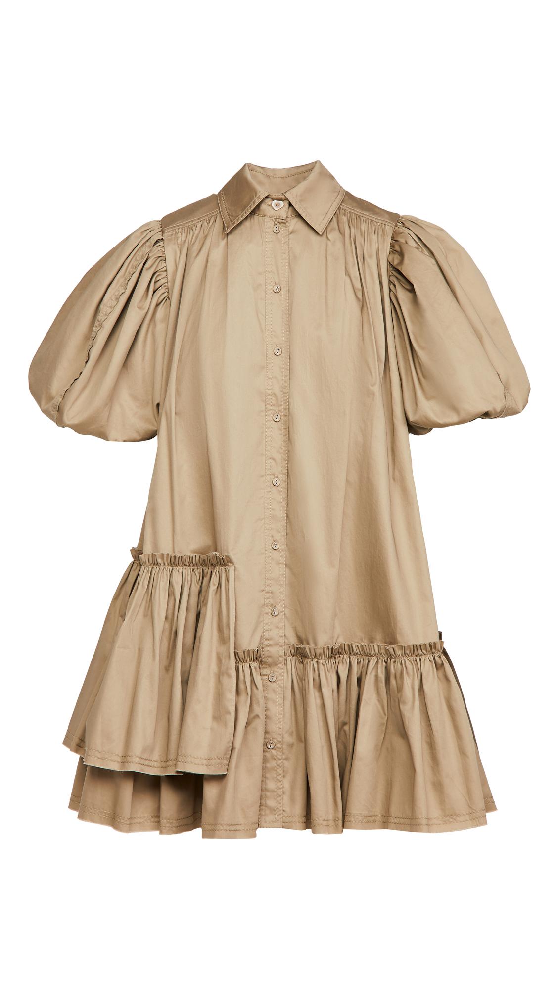 Aje Ambience Shirt Dress