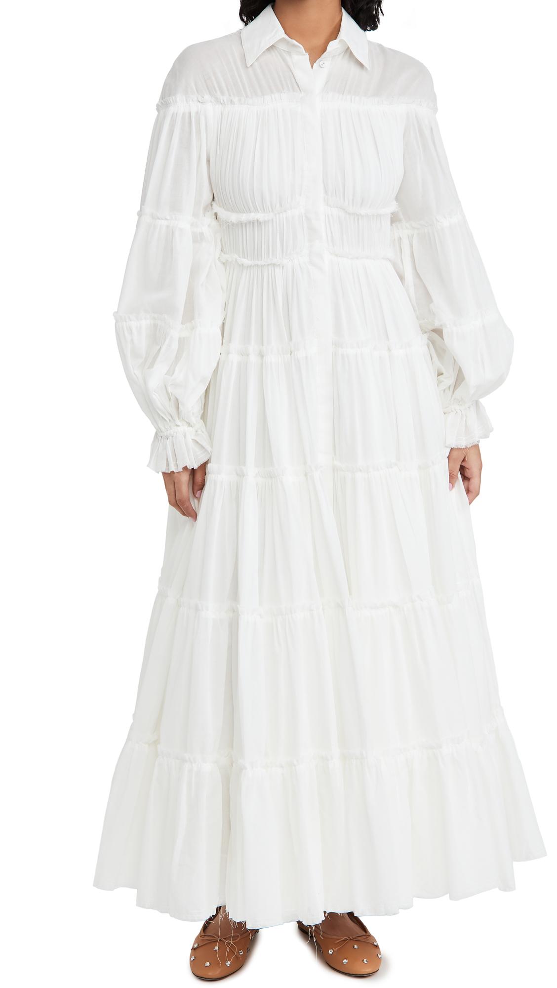 Aje Serenity Maxi Dress