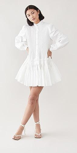Aje - Run Free Smock Dress