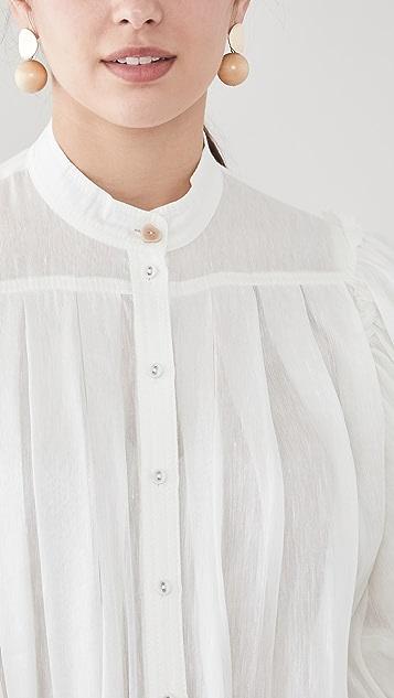 Aje Modest 衬衫