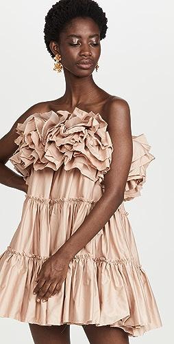 Aje - Allure Tiered Mini Dress