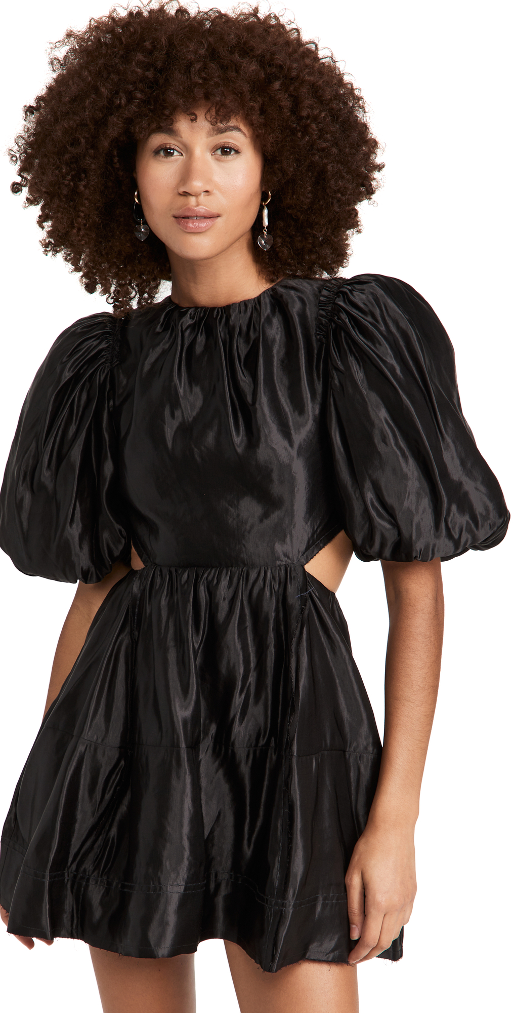 Relic Beaded Mini Dress
