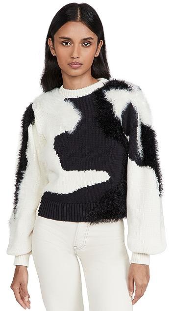Aje Dominique 针织毛衣