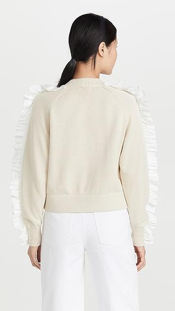 Aje Anais Knit Sweater
