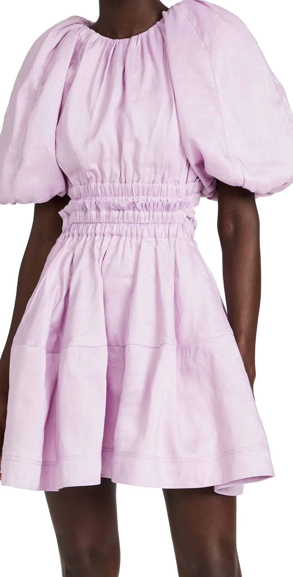 Solitude Cutout Mini Dress
