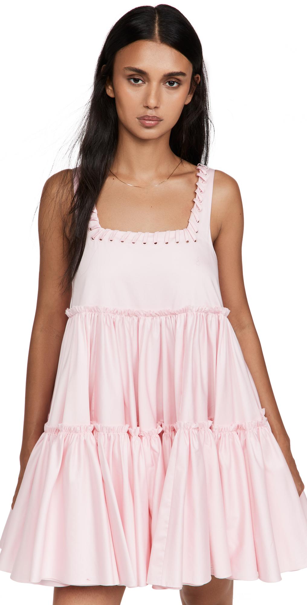 Hushed Mini Dress