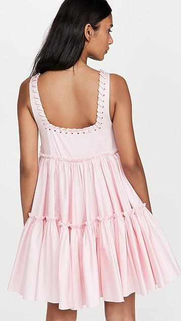 Aje Hushed Mini Dress