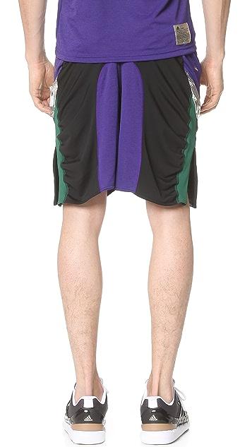 Adidas by Kolor Hybrid Shorts