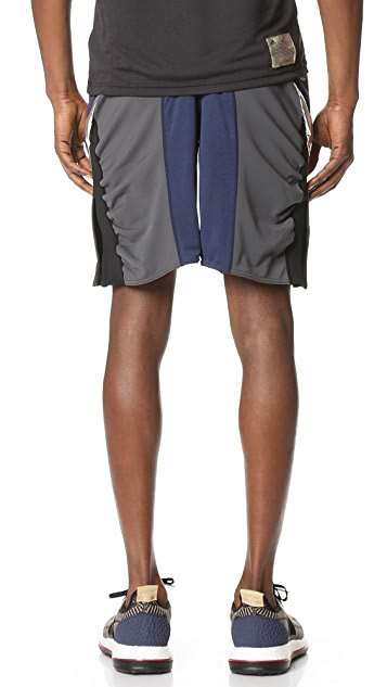 Adidas by Kolor Hybrid Shorts
