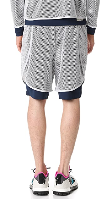 Adidas by Kolor Climachill Shorts