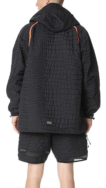 Adidas by Kolor Embossed Jacket
