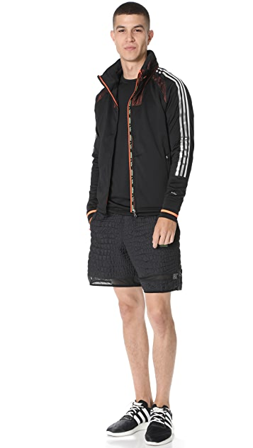 Adidas by Kolor Embossed Shorts