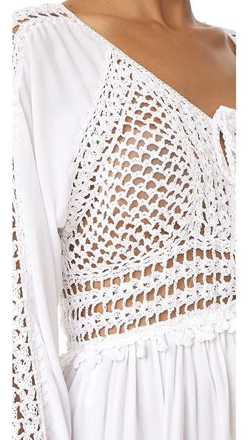Anna Kosturova Kylie Mini Dress