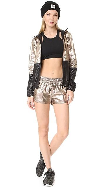 ALALA Metallic Woven Jacket