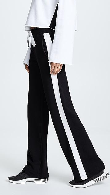 ALALA Wide Leg Pants