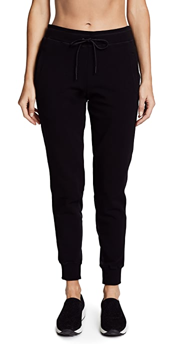 ALALA Skinny Sweatpants - Black