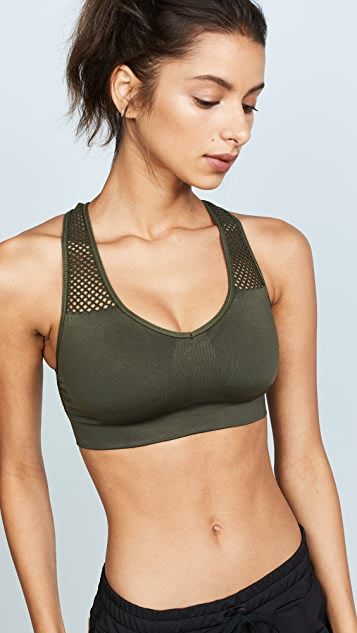 Seamless Bra by Alala