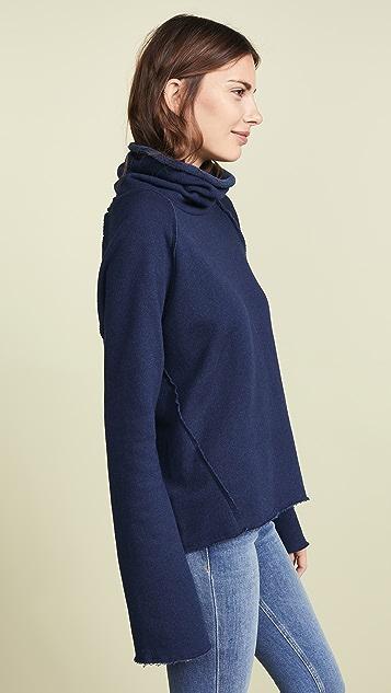 ALALA Riki Cowl Neck Pullover