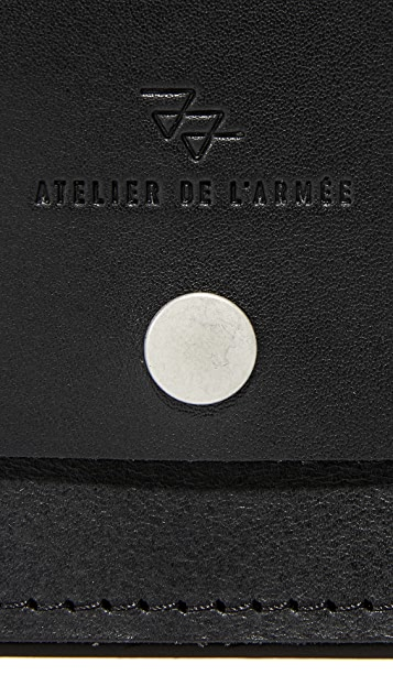 Atelier de l'Armee Rider Wallet