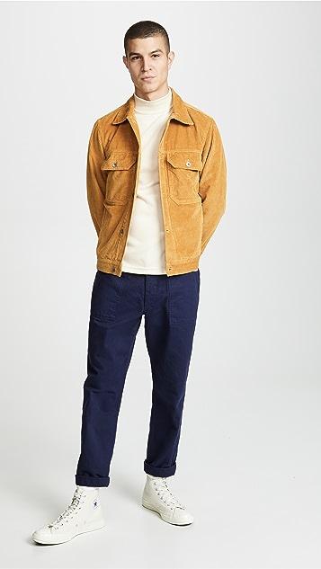 Albam Utility Cord Jacket