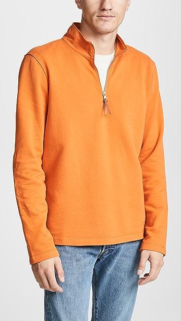 Albam Half Zip Pullover