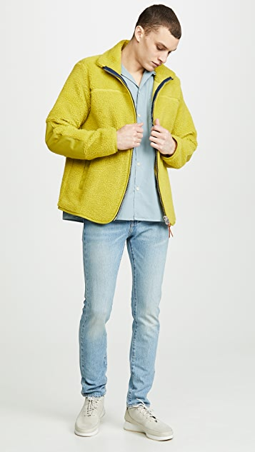 Albam Combat Fleece Jacket