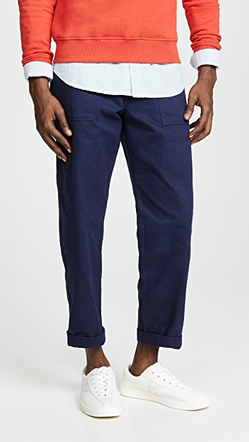 Albam Fatigue Trousers