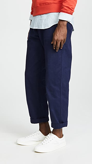 Albam Fatigue Trousers