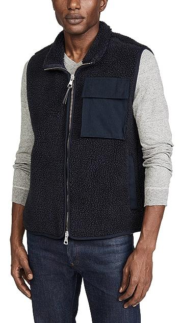 Albam Combat Fleece Vest