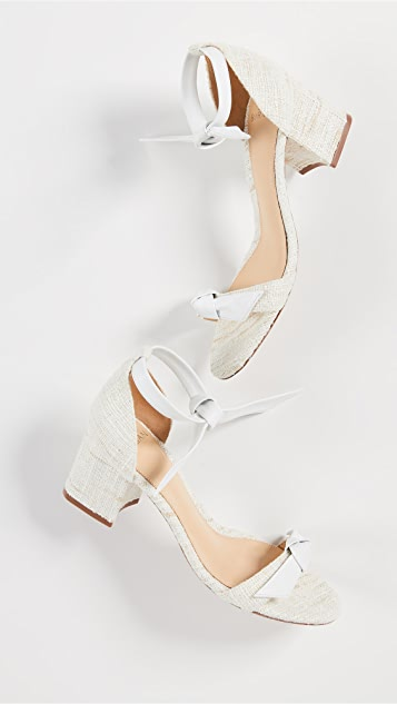 Alexandre Birman Clarita Block Sandals