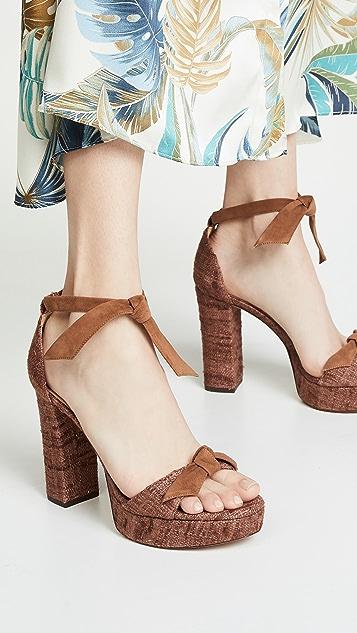 Alexandre Birman Clarita Platform Sandals