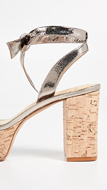 Alexandre Birman Noelle 85mm Platform Sandals