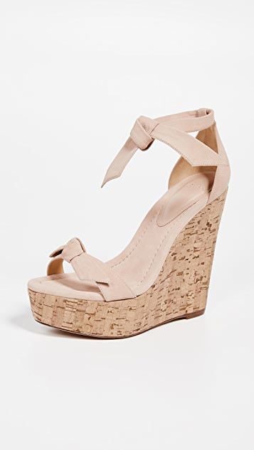 Alexandre Birman Clarita 120mm Wedges