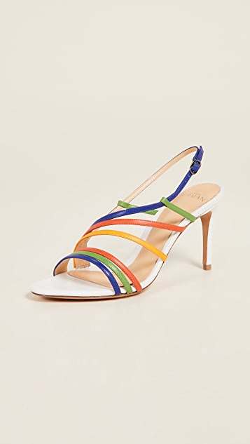 Alexandre Birman Strappy 75mm Sandals