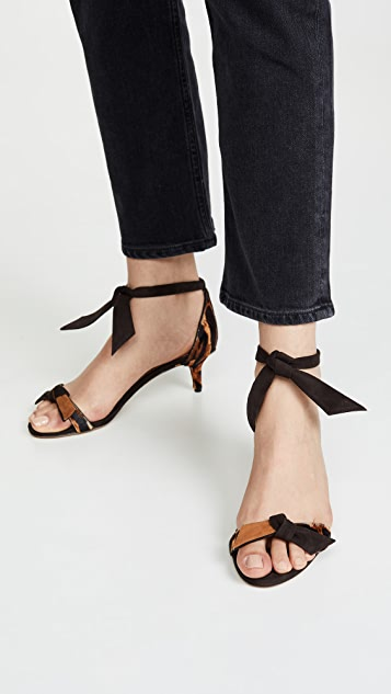 Alexandre Birman Clarita 85 Pony Sandals
