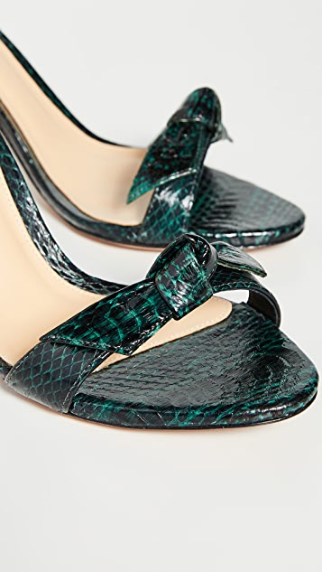 Alexandre Birman Clarita 85mm Exotic Sandals